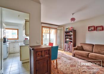 Appartement Type 3 de 60 m² + parking + cave à Achères
