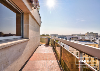 Appartement Type 4 de 94 m²  + terrasse de 29m² + cave + parking