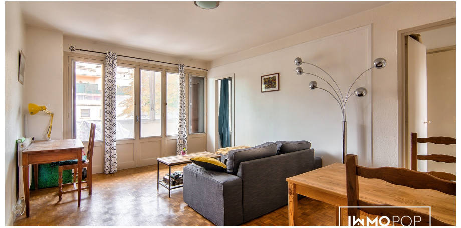 Appartement Type 2 de 47 m² + box à Toulouse