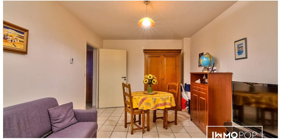 Appartement Type 2 de 50 m² + parking + cave à Toulouse