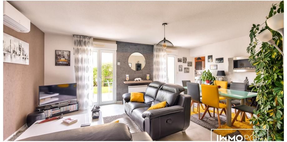 Maison Type 5 de 118 m² + garage à Pessac