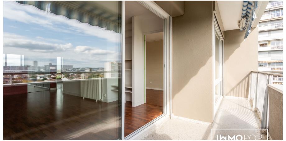 Appartement Type 3 de 65 m² + parking + cave - Le Bouscat