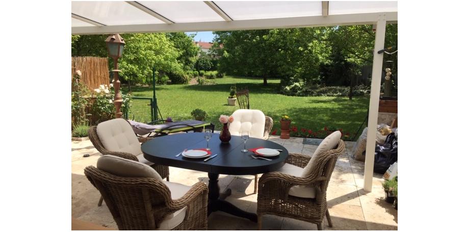 Appartement Type 2 de 66 m² +terrasse 45 m2 + box + cave à St Maur-des-Fossés
