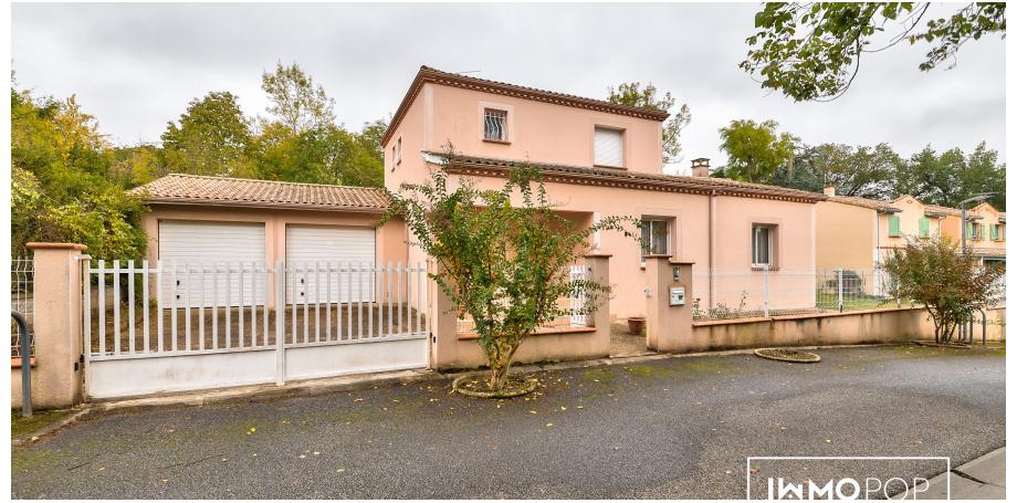 Maison Type 6 de 139 m² + garage à Montauban