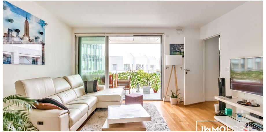 Appartement Type 2 de 45 m² + parking à Boulogne-Billancourt