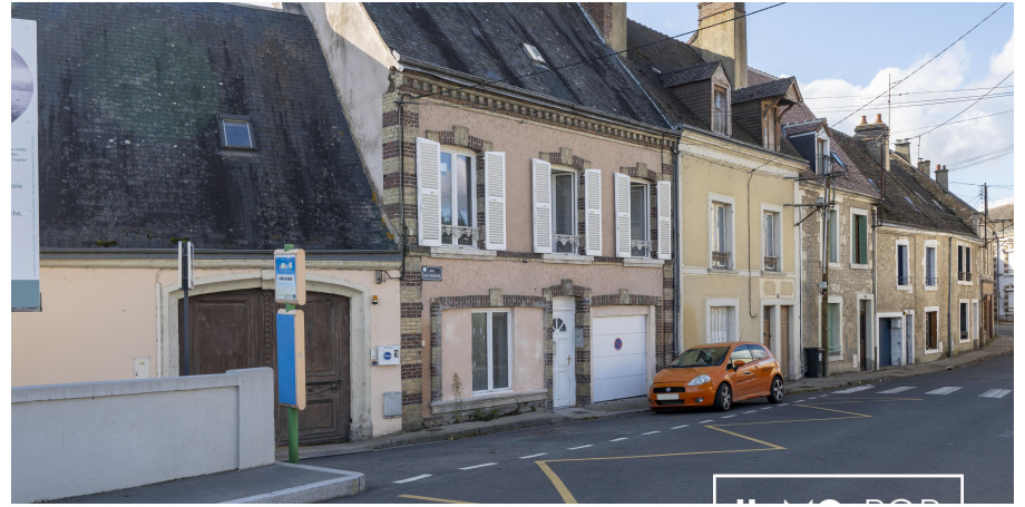 Appartements,  duplex + studio + garage à Nogent-le-Rotrou
