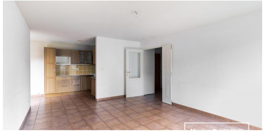 Appartement Type 3 de 61 m² + 2 parkings + cave à Vétraz-Monthoux
