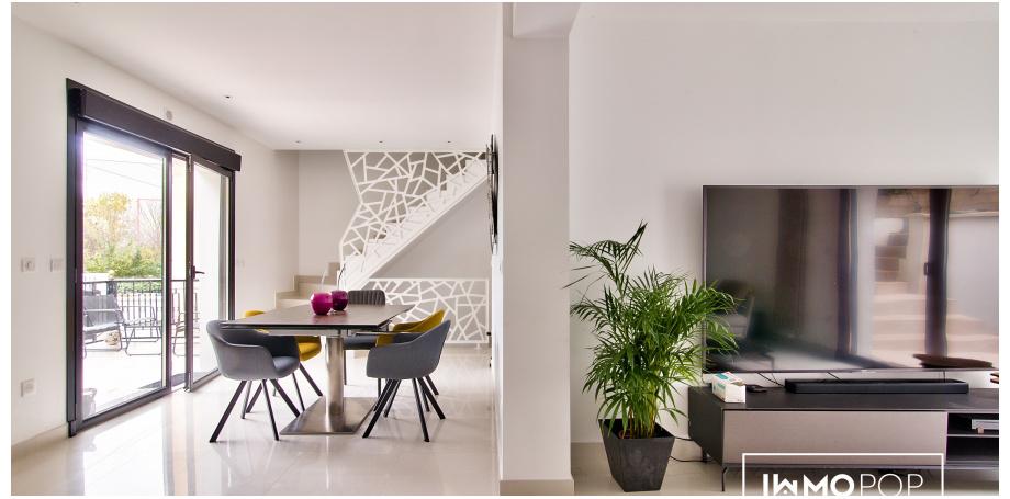 Maison Type 5 de 120 m² + garage à Créteil