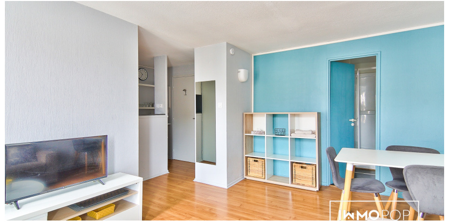 Appartement meublé à louer Type 1 bis de 26 m² à Toulouse