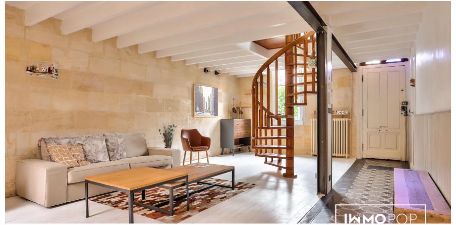 Maison Type 5 de 125 m² à Bègles