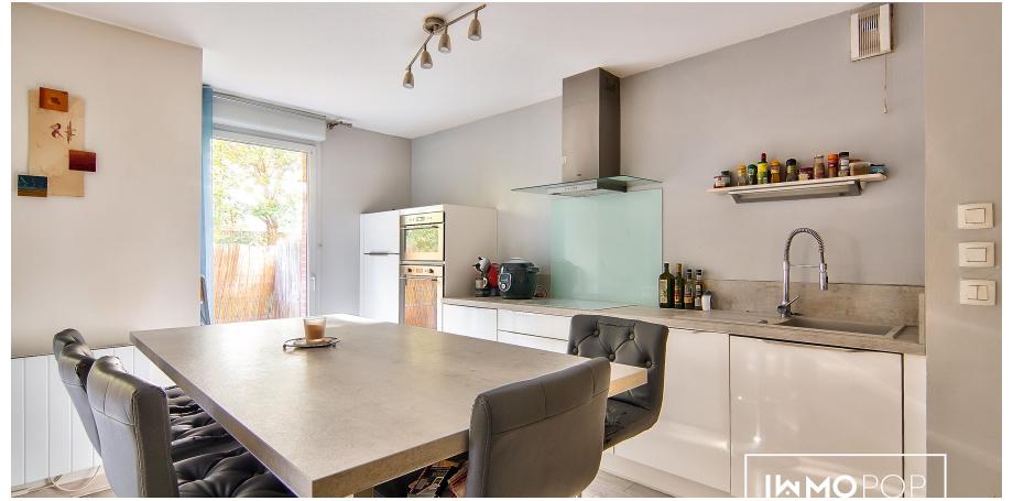 Appartement Type 3 de 66 m²+  parking à Toulouse