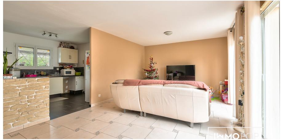 Maison plain pied Type 5 de 104 m² à Saint Sulpice-et-Cameyrac