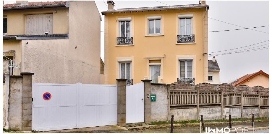Maison atypique Type 4 de 74 m² à Villejuif
