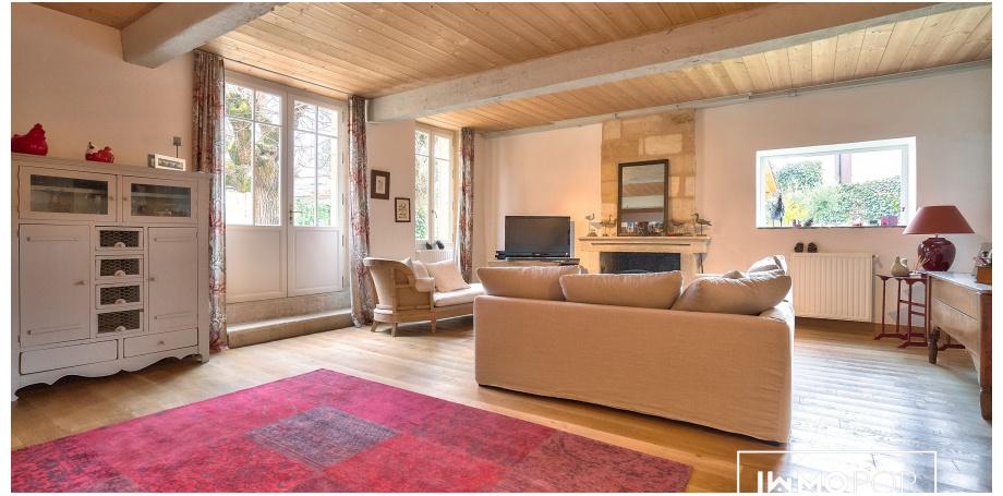 Maison Type 6 de 240 m² à Portets