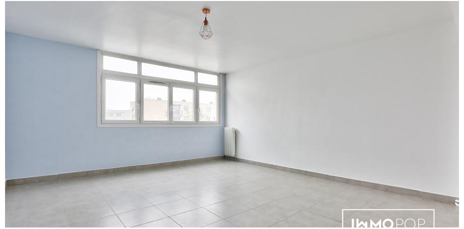 Appartement Type 4 de 69 m² + cave à Asnières-sur-Seine