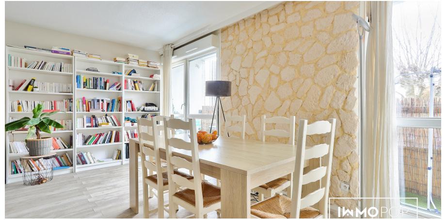 Appartement Type 3 de 76 m² à Pessac