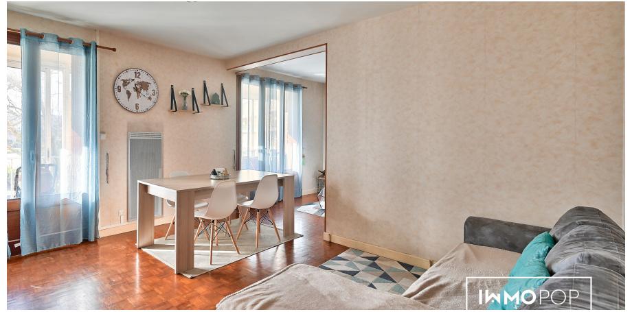 Appartement Type 4 de 80 m² au centre de Colomiers