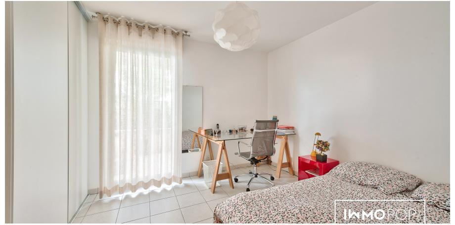 Appartement Type 4 de 100 m² + parking à Marseille 2ème