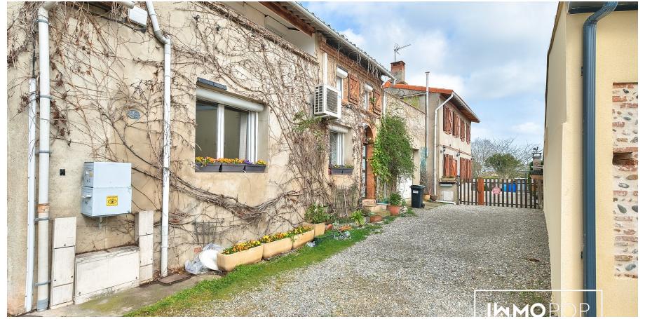 Maison Type 3 de 82 m² + garage à Fenouillet
