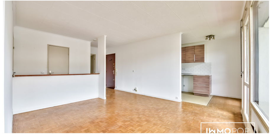 Appartement Type 3 de 70 m² + cave + parking à Marseille 11 ème
