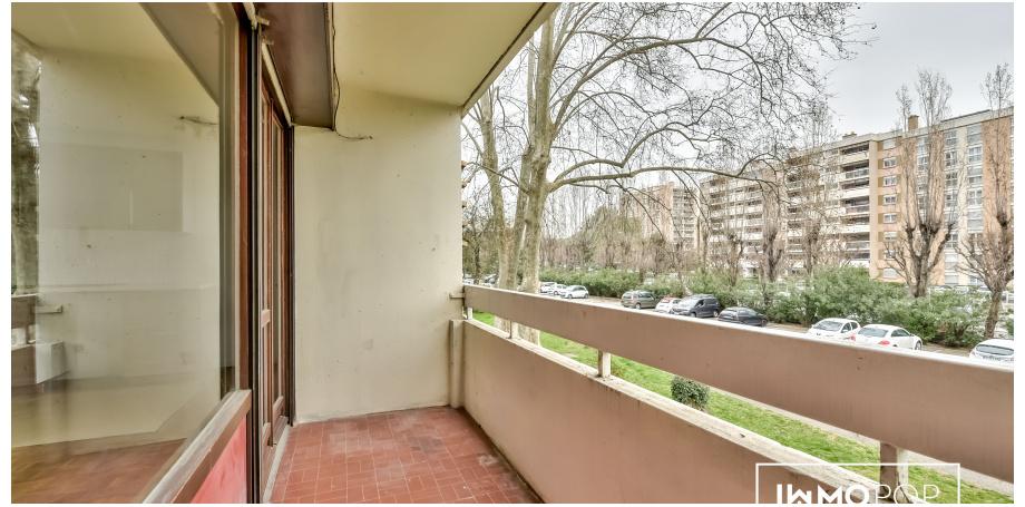 Appartement Type 3 de 70 m² + cave + parking à Marseille 11 ème