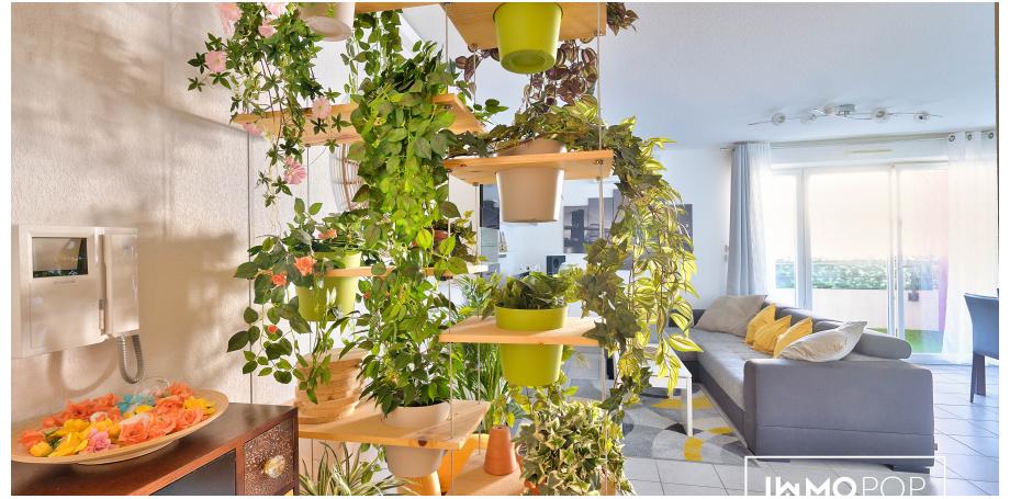 Appartement Type 3 de 66 m² à Marseille 7ème