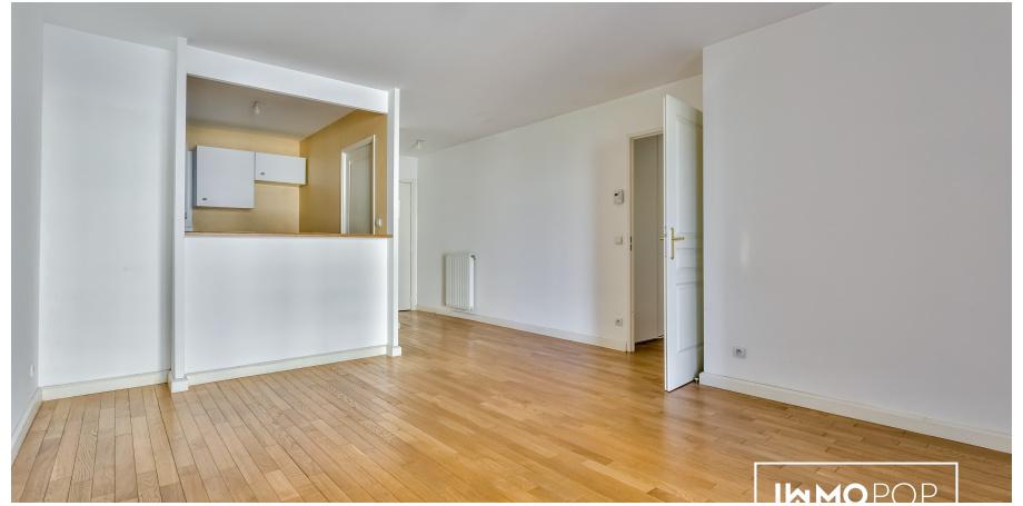 Appartement Type 3 de 61 m² + parking à Bordeaux