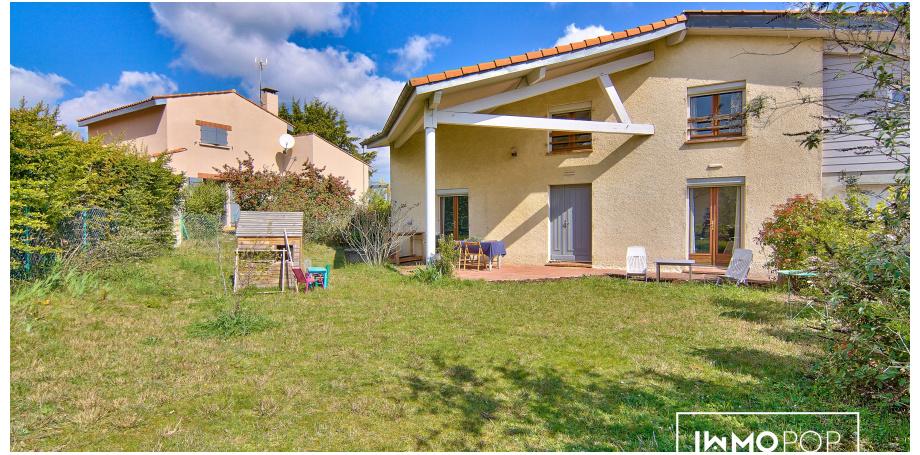 Maison Type 6 de 147 m² + véranda + garage à Castanet-Tolosan