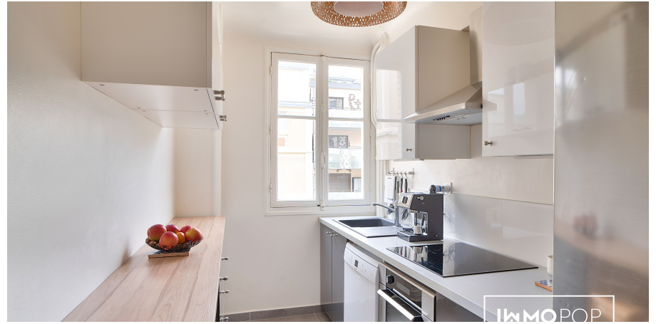 Appartement Type 3 de 66 m² + cave à Paris  16 ème Nord