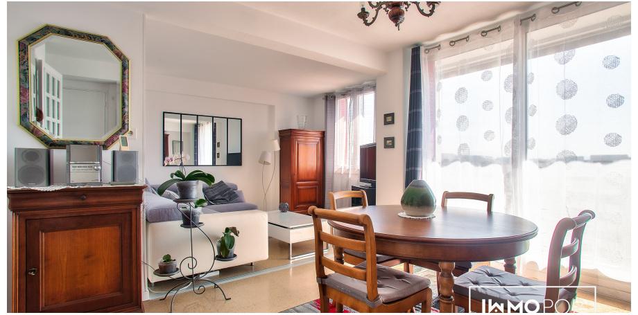 Appartement Type 5 de 83 m² + cave à Marseille 14ème