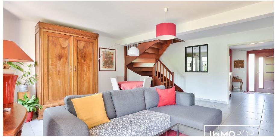 Maison type 5 de 100 m² + garage à Pessac