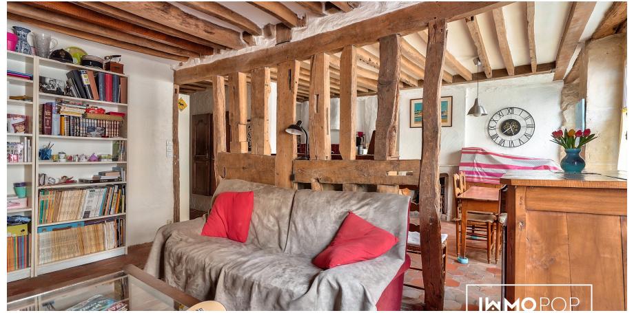 Appartement Type 4 + cave à Paris 11ème