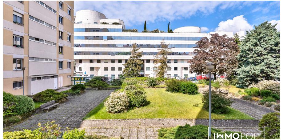 Appartement Type 4 e 88 m² + box à Lyon 6ème