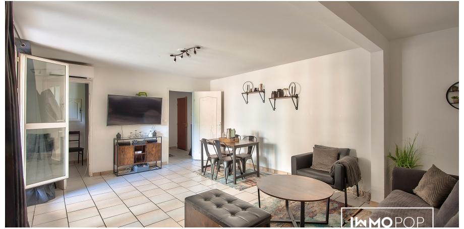 Appartement Type 3 de 75 m² + terrasse à Marignane