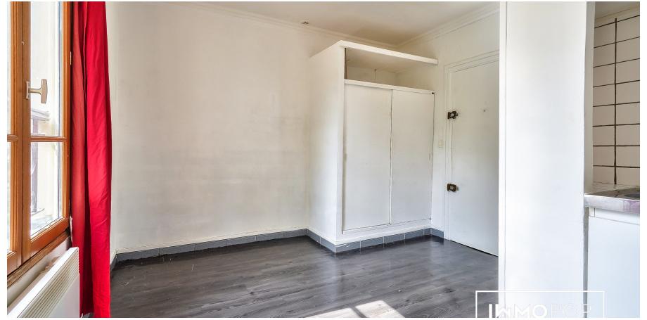 Appartement à louer Type 1 de 14 m² à Paris 14ème