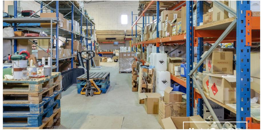 Bâtiment Industriel  de 780 m² à Villeneuve les Bouloc