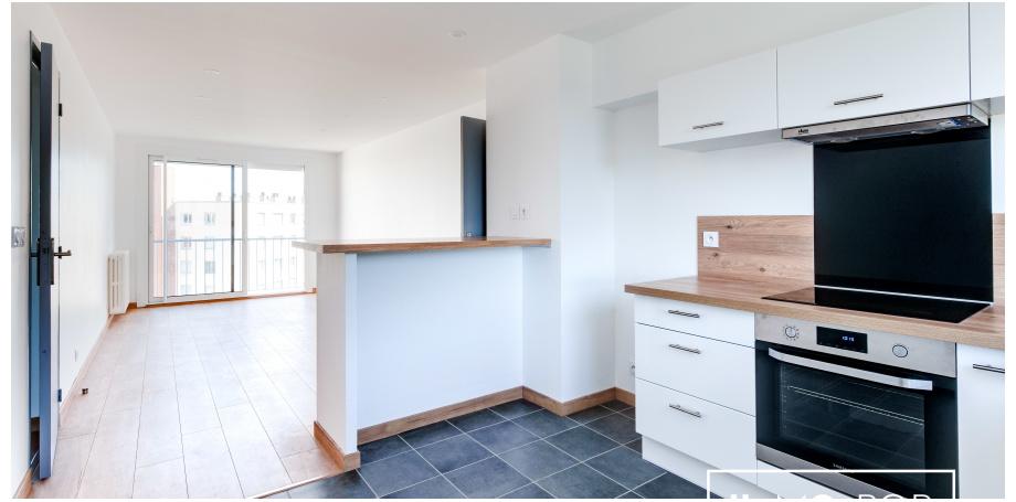 Appartement de Type 4 de 76 m²  + cave à Toulouse