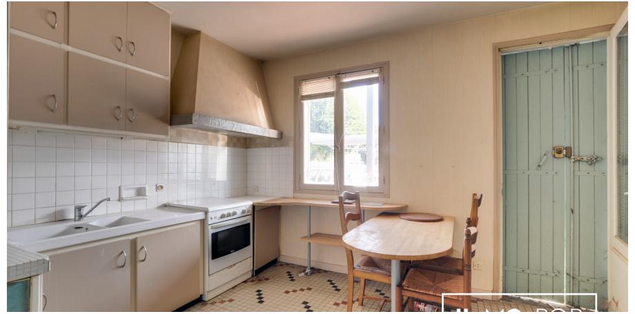 Garage + Maison de Type 4 de 135 m² à Pineuilh