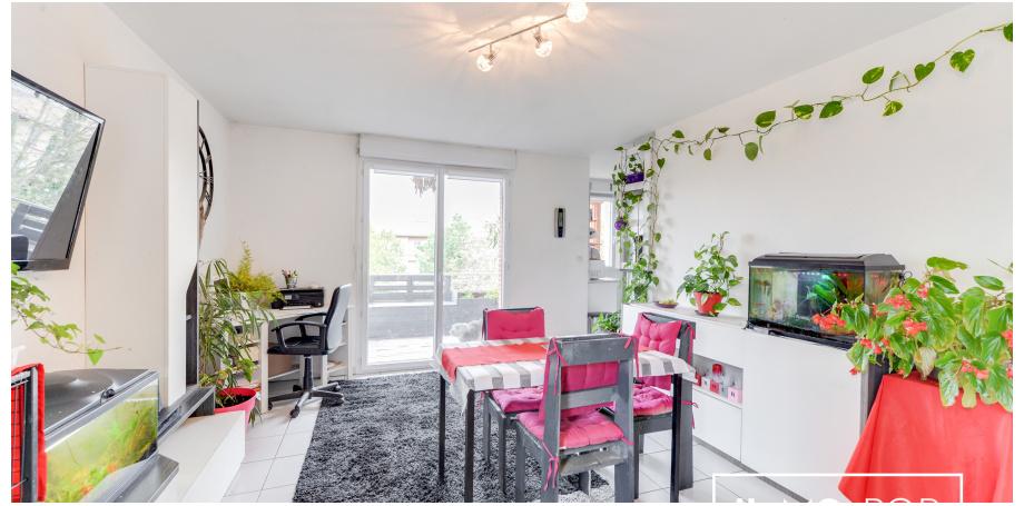 Appartement de Type 3 de 61 m²à Toulouse