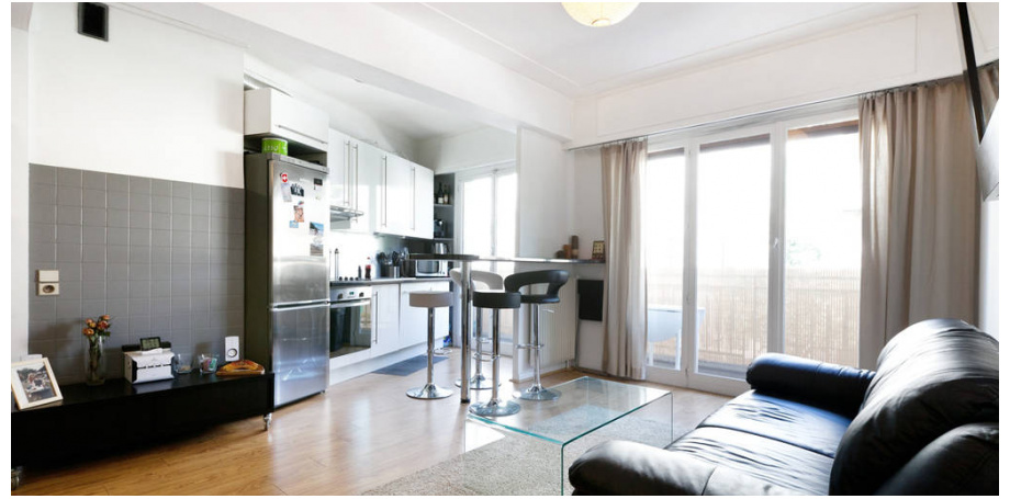 Appartement de Type 2 de 44 m² à Nice
