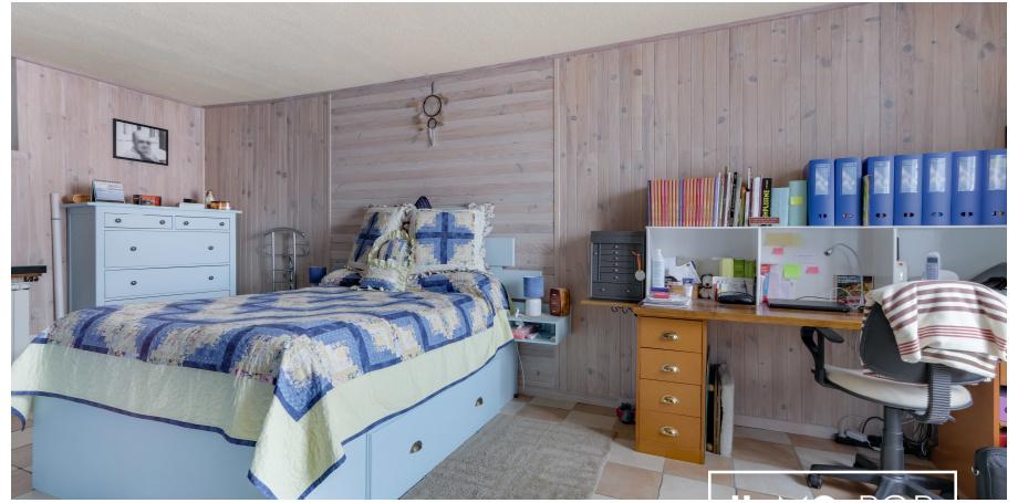 Maison de Type 4 de 102 m²+ grange et écurie à Paulnay