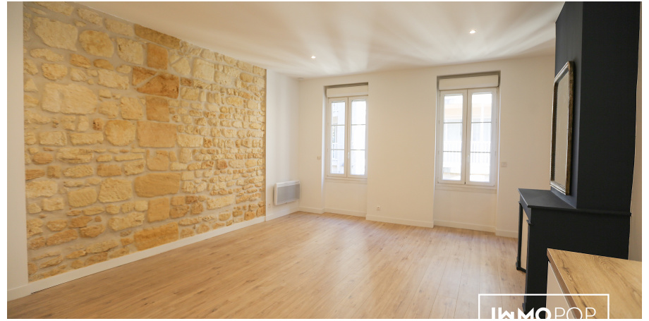 Appartement de Type 2 de 45 m² à Bordeaux