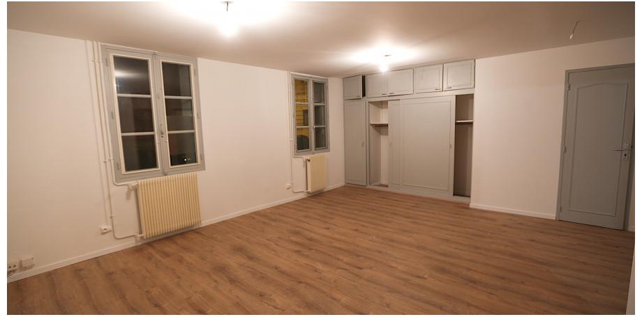 Appartement Type 3 de 50 m² à Bordeaux + cave