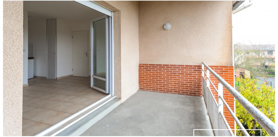 Appartement Type 2 de 41 m² à Toulouse