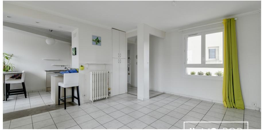 Appartement type 3 de 72 m² en plein coeur de Toulouse