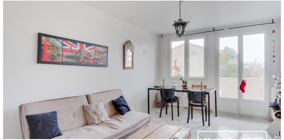 Appartement Type 4 de 70 m² + cave à Toulouse