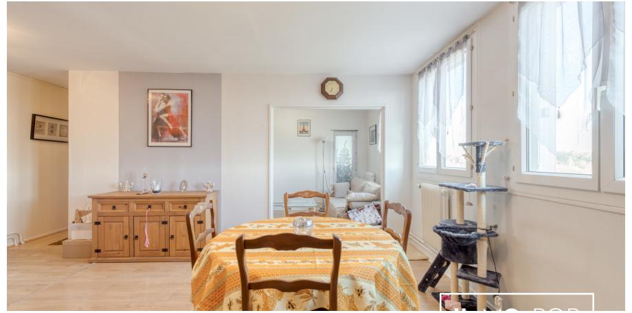 Appartement type 3 de 74 m² à Muret