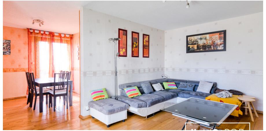 Appartement Type 3 bis de 74 m² à Toulouse
