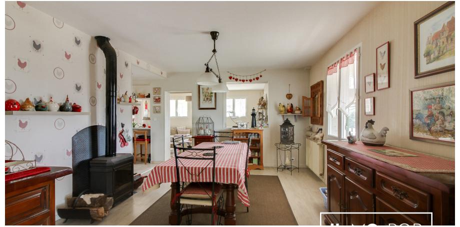 Maison type 6 de 157 m² + garage à Le Lardin Saint-Lazare