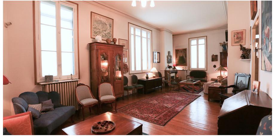 Maison type 6 de 206 m² + garage à Bordeaux